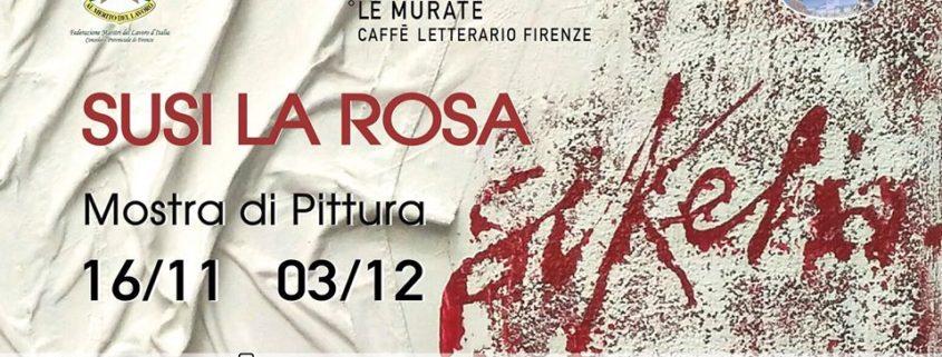 Susi La Rosa - SIKELIA - Le Murate Caffè Letterario - Firenze
