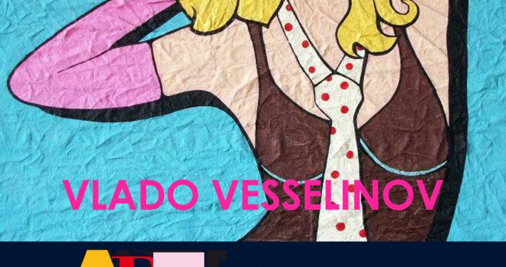 Vlado Vesselinov Arte Padova 2019 Il Melograno Art Gallery