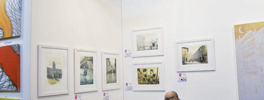 William Serafini Arte Padova 2019