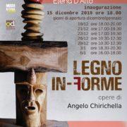Angelo Chirichella - Legno in-forme - Atena Lucana