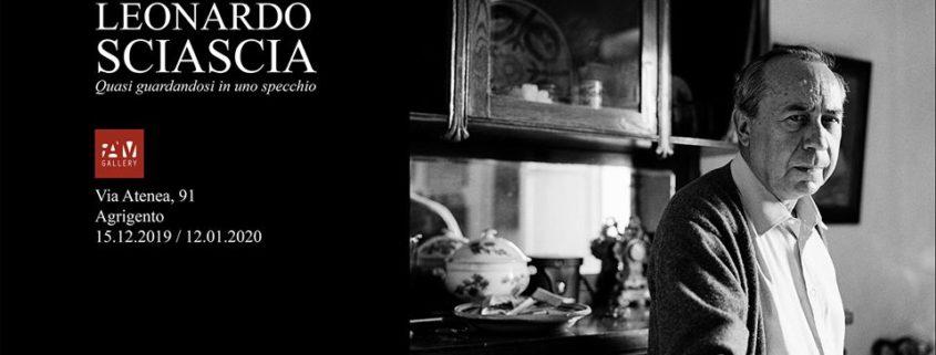 Angelo Pitrone - Leonardo Sciascia. - FAM Gallery - Agrigento