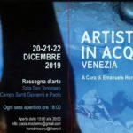 Artisti IN ACQUA Venezia