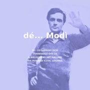 De... Modi ... Ancora una volta con Amedeo Modigliani