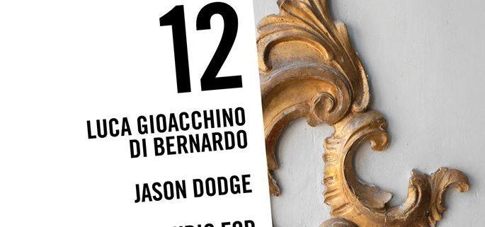 December 2019 Shows - Fondazione Morra Greco - Napoli