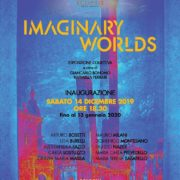 IMAGINARY WORLDS - Mostra collettiva di pittura e scultura - Bologna