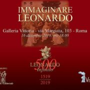 Immaginare Leonardo - Galleria Vittoria - Roma