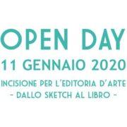 OPEN DAY incisione per l'editoria d'arte