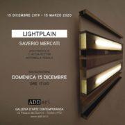 Saverio Mercati - Lightplain - ADD-art galleria - Spoleto