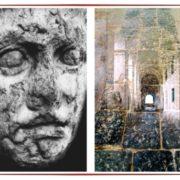 Selene D'Alessio David Parenti e Enza Polito Mostra Capri Oneiroi
