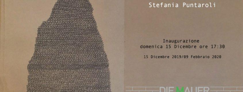Stefania Puntaroli Iterdipendenti mostra Prato Die Mauer Arte Contemporanea