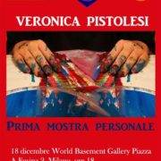 Veronica Pistolesi - World Basement Gallery - Milano
