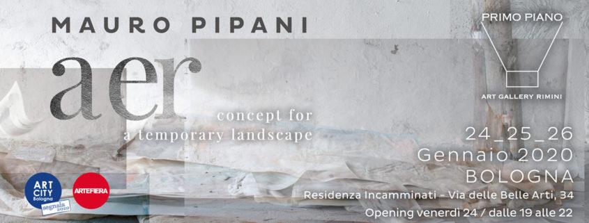Aer - Mauro Pipani - Galleria Primo Piano - Rimini
