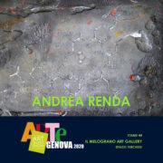 Andrea Renda ArteGenova 2020