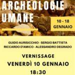 Archeologie umane IKIGAI Art Gallery ROma