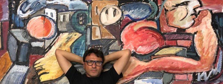 Dario Ballantini - Esistenze Inafferrabili - Galleria d_arte La Fonderia - Firenze
