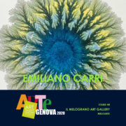 Emiliano Carri ArteGenova 2020