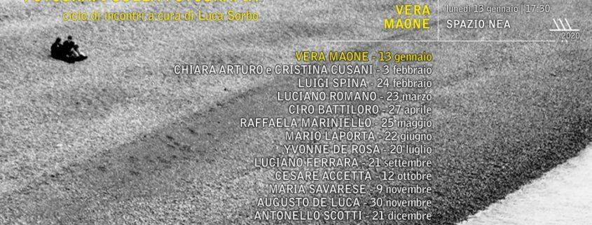Fotografi sulla Fotografia 2020 Vera Maone Spazio Nea Napoli
