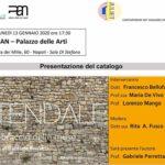 Gabriele Perretta - STENDALE _ l'abbraccio delle Muse - Pan Napoli