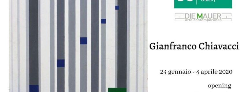 Gianfranco Chiavacci - STUDIO 38 & Die Mauer - Pistoia