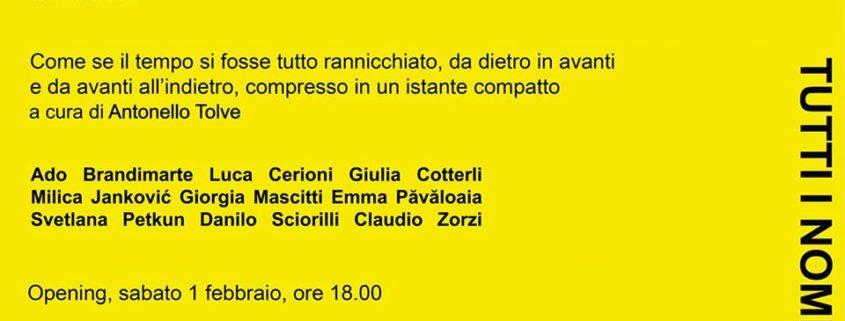 Group show - Centometriquadri Arte Contemporanea - S.Maria Capua Vetere