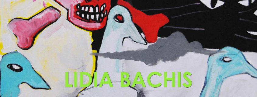 Lidia Bachis ArteGenova 2020