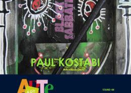 Paul Kostabi ArteGenova 2020