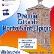 Premio Citta di sant_Elpidio 21 edizione