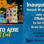ROBERTO AERE - IN & Out - RobyzBar - Verona
