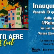 ROBERTO AERE - IN & Out - RobyzBar - Verona