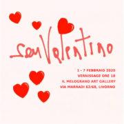 San Valentino 2020 Il Melograno Art Gallery