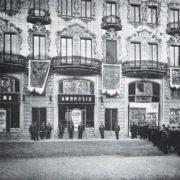 Scatti e immagini dell'Ambrosio Film - Ambrosio Cinecafè - Torino