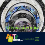 Veronica Pollini ArteGenova 2020