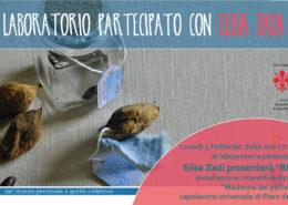 elisa zadi installazione madonna del parto
