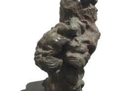 Sculture mostra galleria Conceptual Milano