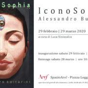 Alessandro Bulgarini - IconoSophia - SpazioAref - Brescia