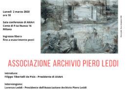 Associazione Archivio Piero Leddi