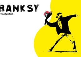 Banksy A visual protest Al Chiostro Del Bramante Roma