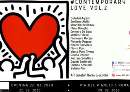 #CONTEMPORARYLOVE VOLII - Bauhaus Home Gallery - Roma