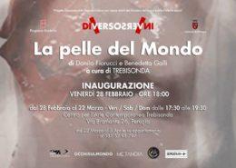 Danilo Fiorucci e Benedetta Galli - La Pelle del Mondo - Trebisonda - Perugia