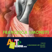 Francesca Simonetti ArteGenova 2020