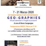 GEO-GRAPHIES Rituali identitari e fragili ecosistemi - Fondazione Palmieri - Lecce