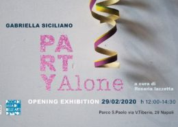 Gabriella Siciliano - PARTY ALONE - Gabriella Siciliano - PARTY ALONE