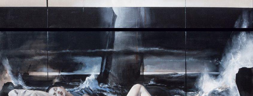 Gigino Falconi - Melanconia - 6° Senso Art Gallery - Roma
