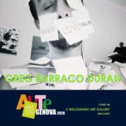 Greg Barraco Duran ArteGenova 2020