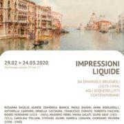 IMPRESSIONI LIQUIDE - Centro espositivo San Vidal - Venezia