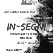 In-Segni - IkiGai Art Gallery - Roma