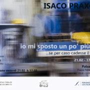 Isaco Praxolu - Io mi sposto un po' più in là - Palazzo Coelli - Orvieto