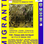 Migranti mostra al Pan di Napoli
