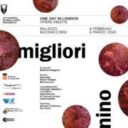 """Nino Migliori - """"One day in London""""- Palazzo Buonaccorsi - Macerata"""