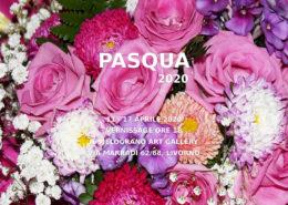 Pasqua 2020 al Melograno Art Gallery